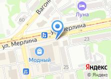 Компания «Сударь» на карте