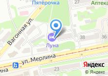 Компания «ПОДДЕРЖКА» на карте