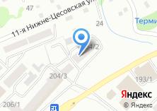 Компания «АВТО-ПАПА» на карте