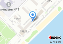Компания «БЭМ-Электроникс» на карте
