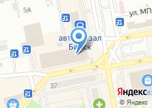 Компания «CITY» на карте