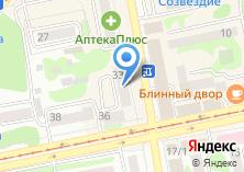 Компания «Золото России» на карте