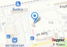Компания «Ням-ням Буль-буль» на карте