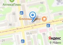 Компания «Магазин женской обуви» на карте