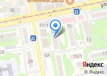 Компания «Ростелеком Алтайский филиал Юго-Восточный Центр Телекоммуникаций» на карте
