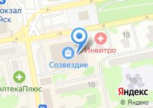 Компания «ДНС Фрау Техника» на карте