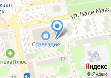 Компания «Ярмарка привокзальная» на карте