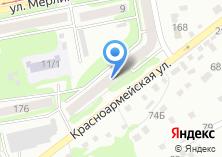 Компания «Детская библиотека №5» на карте