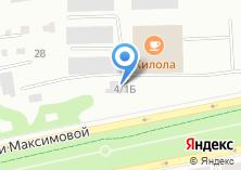 Компания «МегаБарахолка» на карте