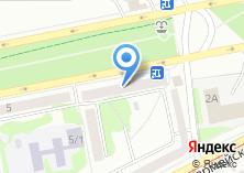 Компания «Макси» на карте