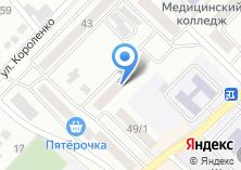 Компания «Школа красоты Юлии Некрасовой» на карте