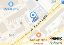 Компания «Мабикс Сервис» на карте