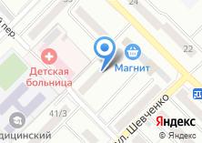 Компания «КРАСОТА И ЗДОРОВЬЕ» на карте
