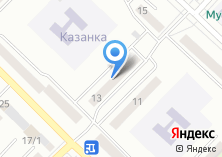 Компания «МАДАГАСКАР» на карте