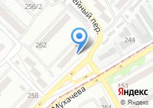 Компания «Фаворит-Строй» на карте