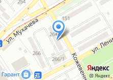 Компания «КомпЭксперт» на карте