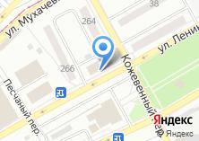 Компания «БлиНовое» на карте