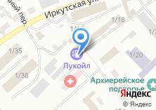 Компания «Алтайская торговая компания» на карте