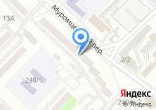 Компания «КСБ-Сервис» на карте