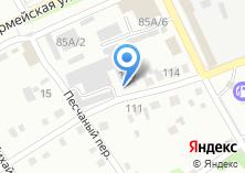 Компания «Гаражно-строительный кооператив №6» на карте