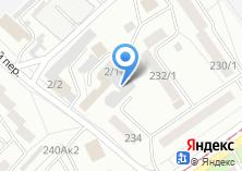 Компания «Бия» на карте