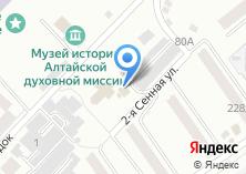 Компания «Свято-Макарьевский крестильный храм» на карте