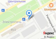 Компания «Электропечь» на карте