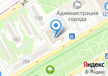 Компания «Суши мастер» на карте