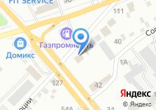 Компания «ВелоМоторс» на карте