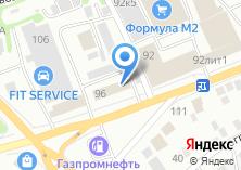 Компания «ГАЗМАРКЕТ» на карте