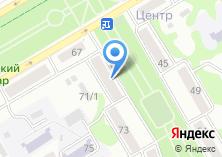 Компания «Алтайский центр правовой помощи» на карте