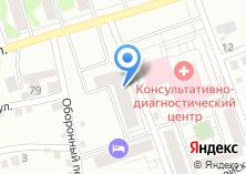 Компания «Строительное управление №1» на карте
