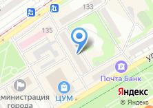 Компания «Содействие и защита» на карте