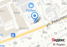 Компания «Алтайская торгово-промышленная палата» на карте
