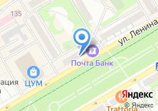 Компания «Фуджи-сервис» на карте