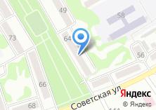 Компания «Сибсоцбанк» на карте