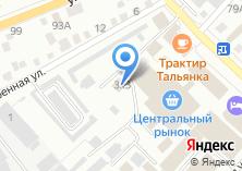 Компания «Спецодежда» на карте