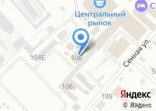 Компания «М-Линия» на карте