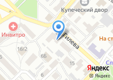 Компания «Алтайская коллегия адвокатов» на карте