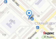 Компания «Международный визовый центр» на карте