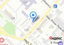 Компания «Бийский центр кадастра» на карте