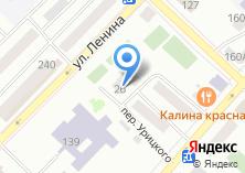 Компания «Печати» на карте