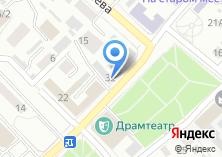 Компания «Мастерская художника» на карте