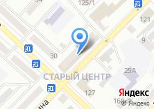 Компания «Управление социальной защиты населения по г. Бийску» на карте