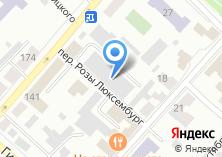 Компания «Форне сеть магазинов кондитерских изделий» на карте