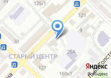 Компания «Адвокатский кабинет Чирковой Л.В.» на карте