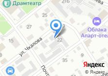 Компания «ОСЭ» на карте