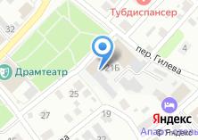 Компания «Профиль-сервис» на карте
