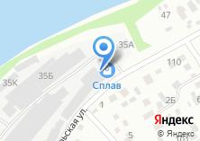 Компания «ТракДизельСервис» на карте