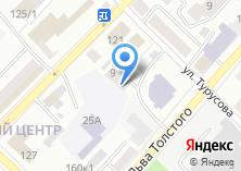 Компания «Архитектурная мастерская Тоскина» на карте